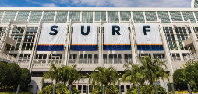 Surf Expo convention center
