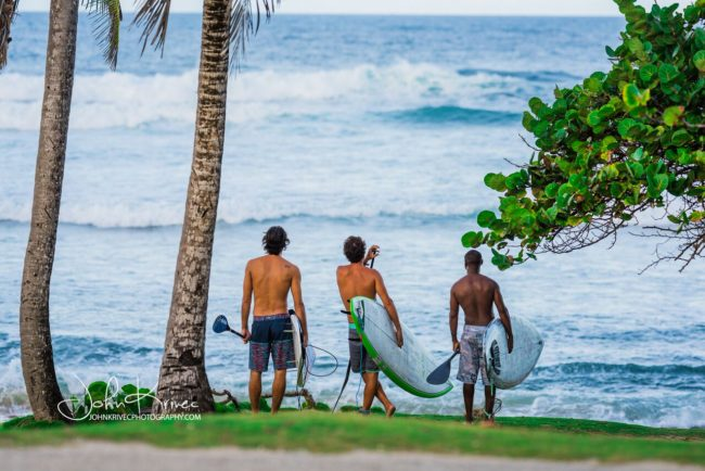 Barbados Jason Latham Jason Cole Adrian sup surf safari John Krivec