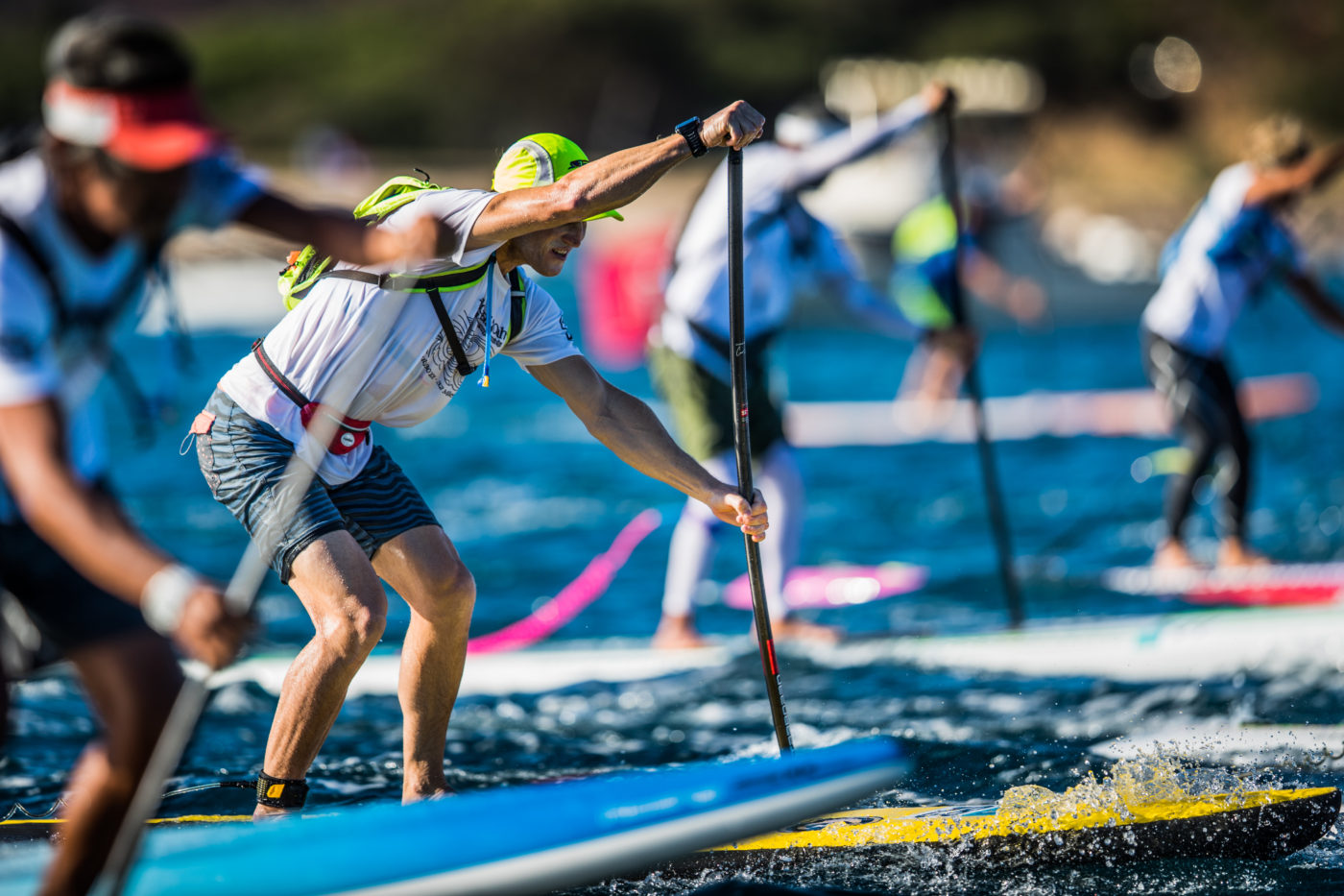 The World S Top 5 Most Grueling Sup Races Standup