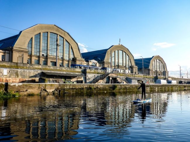 riga pearl of the baltics a latvian sup adventure