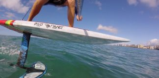 Blue Planet Surf Foil video
