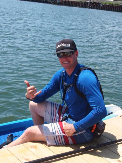 Dean Randazzo Cancer Foundation Paddle for a Cause New Jersey
