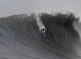 Kai Lenny Mavericks Big Wave surfing Black Walls of Doom